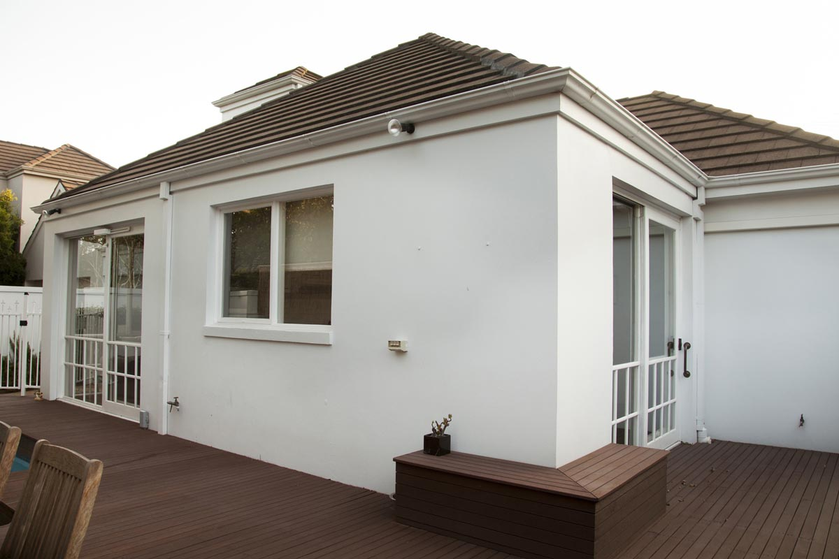 20. House exterior